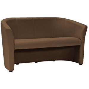 Charity 3-sits soffa - Brun (PU) -3-sits soffor - Soffor