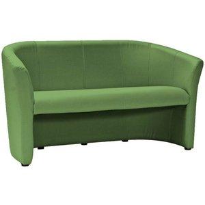 Charity 3-sits soffa - Grön (PU) -3-sits soffor - Soffor