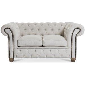 Chesterfield Artsome 2-sits soffa - Valfri färg! -Chesterfieldsoffor - Soffor
