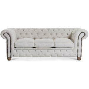 Chesterfield Artsome 3-sits soffa - Valfri färg! -Chesterfieldsoffor - Soffor