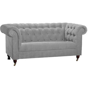 Chesterfield Howster Classic 2-sits soffa - Valfri färg! -Chesterfieldsoffor - Soffor
