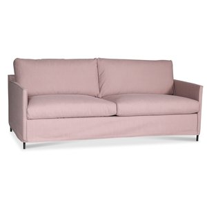 Depart 2-sits soffa loose cover - Plommonrosa (Linnetyg) -2-sits soffor - Soffor