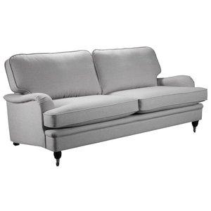 Howard Luxor soffa 3.5-sits - Valfri färg -Howardsoffor - Soffor