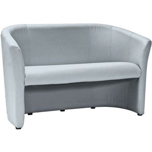 Lilyanna 2-sits soffa  - Grå -2-sits soffor - Soffor