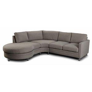 Modern Living Hörnsoffa med cozy divan - Valfri färg -Divansoffor & U-soffor - Soffor