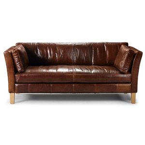 Movado 2-sits soffa - Valfri färg! -Skinnsoffor - Soffor
