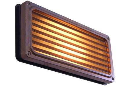 Agher grill Vägglampa - Mullan Lighting - bild