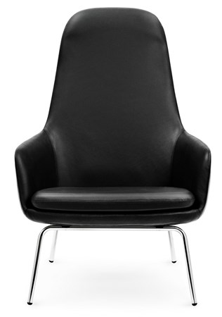 Era Lounge Chair High Krom - Normann Copenhagen - bild