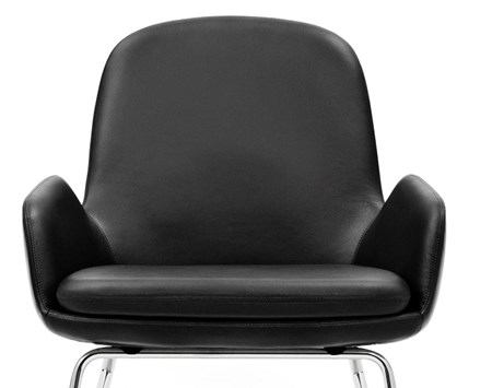 Era Lounge Chair Low Steel - Normann Copenhagen - bild