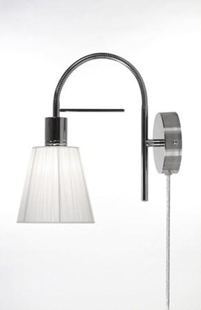 Vägglampa Night Krom - Globen Lighting - bild