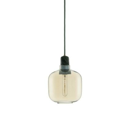 Amp Lampa Guld/Grön Small - Normann Copenhagen - bild