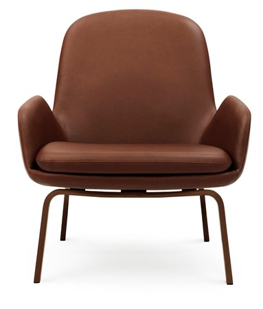 Era Lounge Chair Low Walnut - Normann Copenhagen - bild