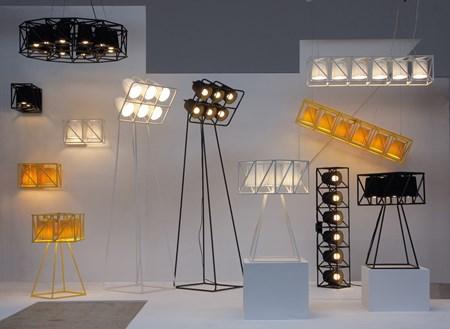 Multilamp golvlampa - SELETTI - bild