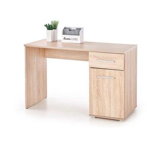 Abdel skrivbord - Sonoma ek -Skrivbord - Kontorsmöbler