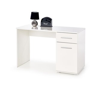 Abdel skrivbord - Vit -Skrivbord - Kontorsmöbler