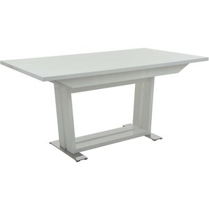Adam matbord - Vit högglans -Matbord - Bord