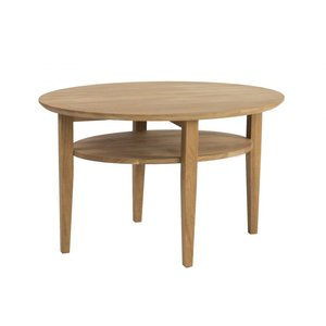 Alabama soffbord - Naturligt trä -Soffbord - Bord