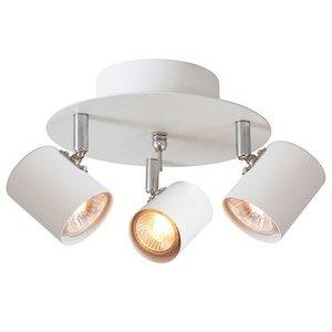 Alpha Spotlight takmodell rund - Vit -Taklampor - Lampor