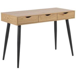 Arvada skrivbord - Ekimitation/svart -Skrivbord - Kontorsmöbler