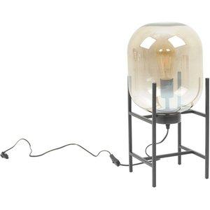 Elements bordslampa - Svart/klarglas -Bordslampor - Lampor
