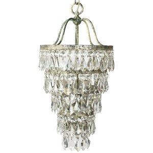 Firenze ljuskrona DCS010330 - Kristallglas -Taklampor - Lampor