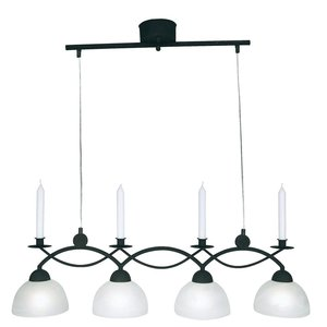 Florens taklampa - Svart/vit -Taklampor - Lampor
