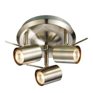 Hyssna Taklampa 3 - Stål -Taklampor - Lampor