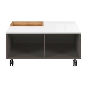 Link soffbord - Grafitgrå/vit -Soffbord - Bord