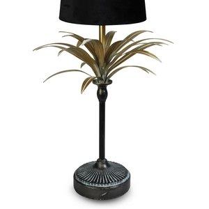 Palma lampfot H65 - Guld -Bordslampor - Lampor