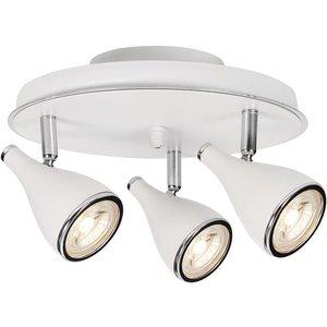 Pollux spotlight - Vit/krom -Taklampor - Lampor