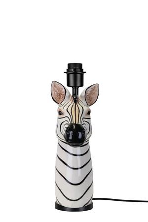 Bordfot Zebra Svart/Vit - Globen Lighting - bild