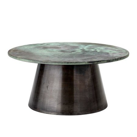 Allison Soffbord Aluminium Grön Ø76cm - Bloomingville - bild