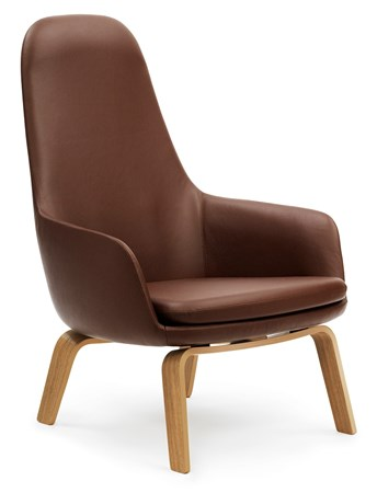 Era Lounge Chair High Ek - Normann Copenhagen - bild