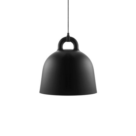 Bell Lampa Svart Medium - Normann Copenhagen - bild