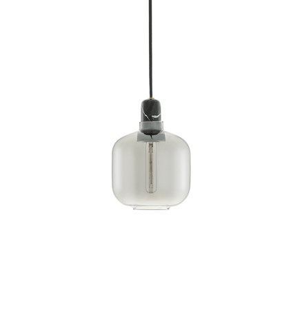 Amp Lampa Svart Small - Normann Copenhagen - bild