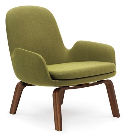 Era Lounge Chair Low Walnut - Normann Copenhagen - bild