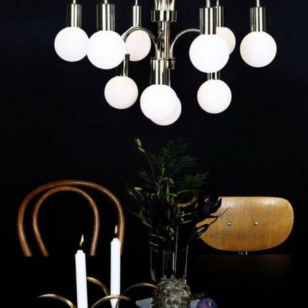 Bild på Takkrona Grace - Globen lighting