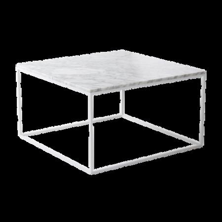 Bild på NYLAND soffbord 70x70 - marmor - Jotex