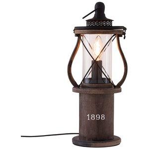 1898 bordslampa - Mörk trä -Bordslampor - Lampor
