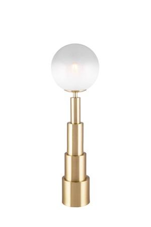 Astro Bordslampa Borstad Mässing 15 cm - Globen Lighting - bild