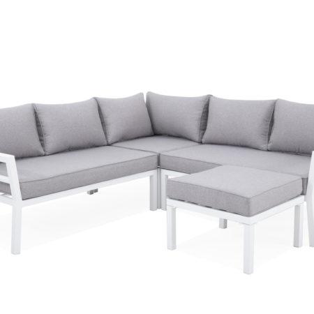 Bild på GRINDA Loungesoffa + Pall från SoffaDirekt