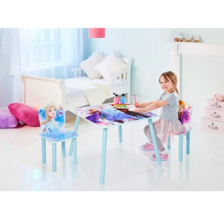 Bild på Disney Frozen Bord och 2 Stolar från Moose Toys Ltd