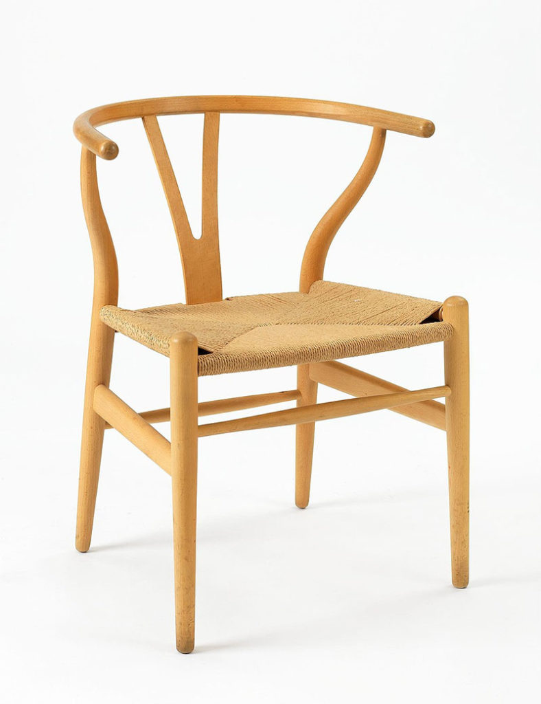Wishbone ch24 chair