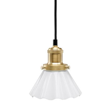 Bild på AUGUST Fönsterlampa 15 cm Veckad Opal från PR Home