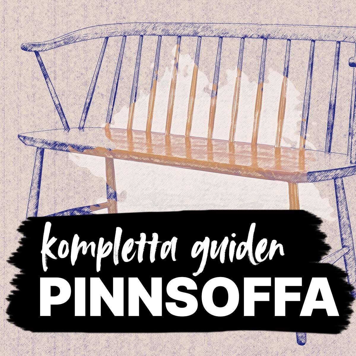 Pinnsoffa - komplett guide