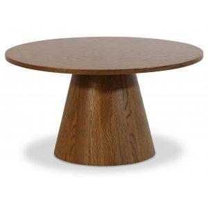 Cone runt soffbord Ø85 cm - Valnöt -Soffbord - Bord